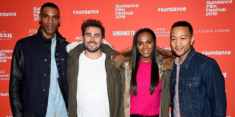 John Legend, Tika Sumpter, and Parker Sawyers reflect on Southside With You