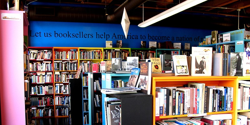 Best used bookstore