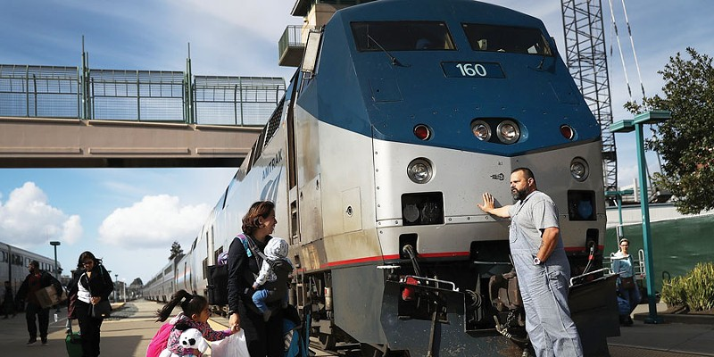 Leave Chicago by rail, embrace the unhurried journey