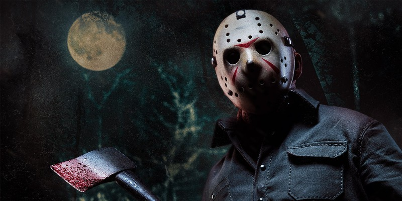 Jason Voorhees enjoys an additional Friday the 13th, as measured over the course of 400 years.