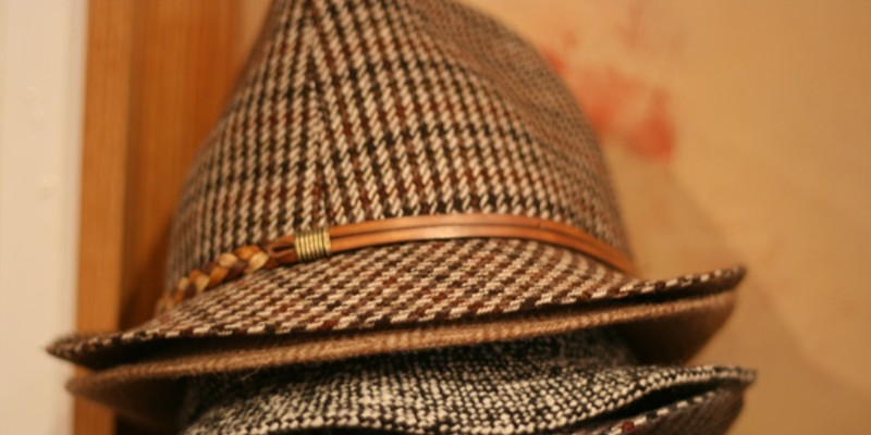 More about hats, from Ray Panice, proprietor of New World Hatters