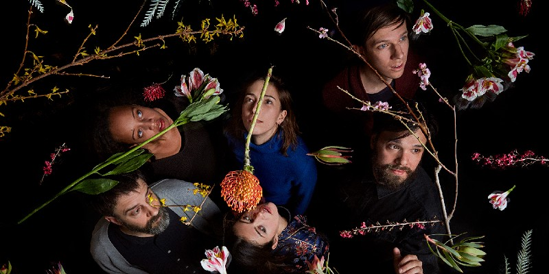 After a chilly breakup record, Dirty Projectors regain their bubbly ebullience on Lamp Lit Prose