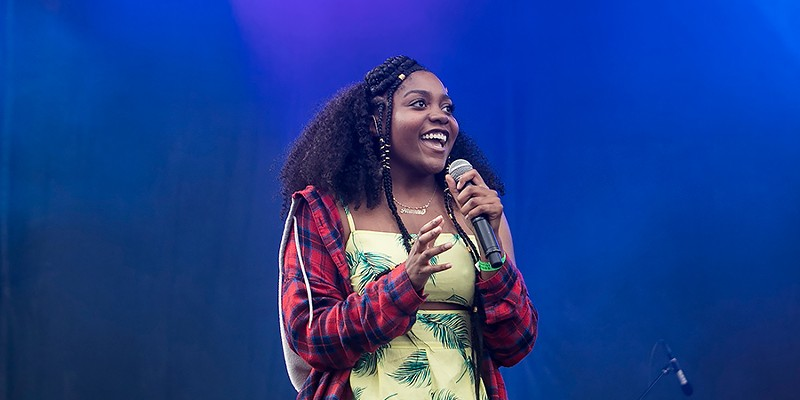Chicago rapper Noname opens all the doors on the new Room 25