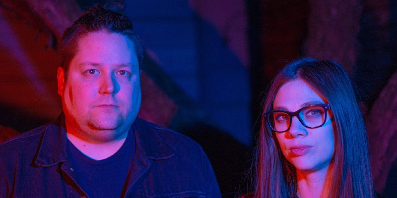 Chicago noise-rock duo Djunah premier a video that puts the Kavanaughs of the world on notice
