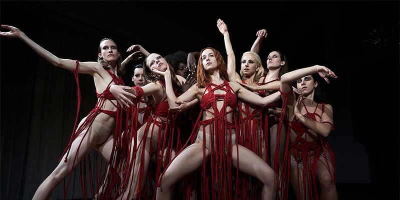 The new Suspiria manages to be about women's power without being feminist