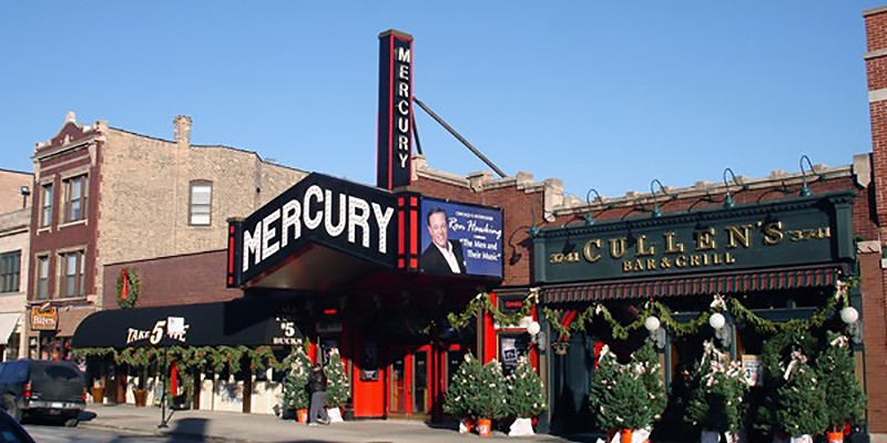 Mercury Theater in 2007