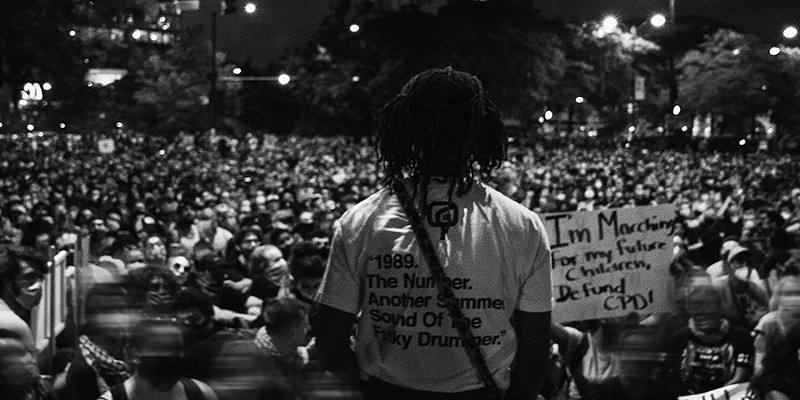 """Rapper Ric Wilson pours generations of activism into """"Fight Like Ida B and MarshaP"""""""