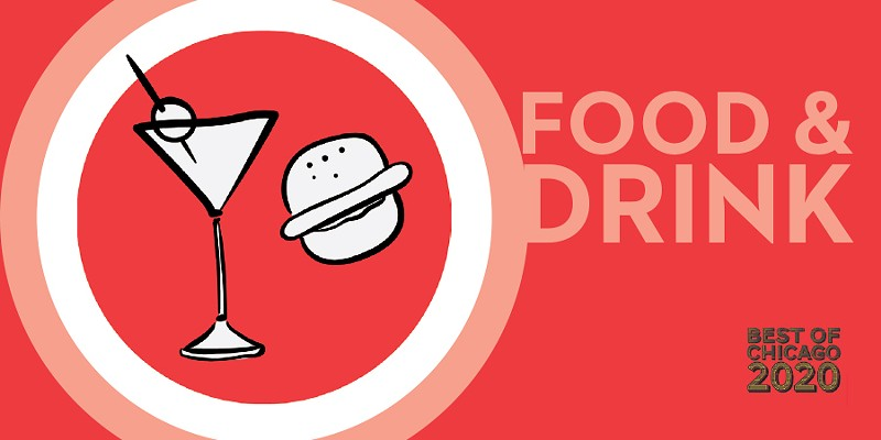 Food & Drink poll winners