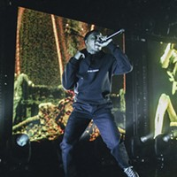 Vince Staples brings Long Beach to Chicago in sold-out Metro show Vince Staples Bobby Talamine