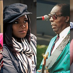 The Reader's guide to the 32nd annual Chicago Blues Festival