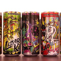 Pipeworks' big new brewery means Ninja vs. Unicorn in cans