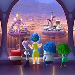 Inside Out, soon to be a major emotion picture