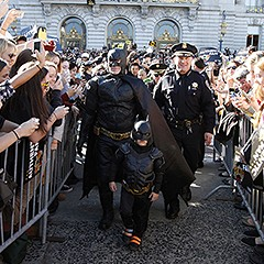Batkid Begins gives all for one and none for all