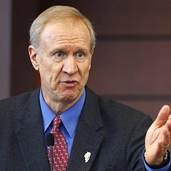 Governor Bruce Rauner has yet to act on a number of bills to reduce the incarcerated population.