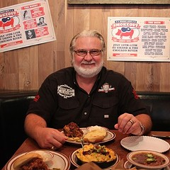 Myron Mixon, the winningest man in barbecue, isn't blowing smoke