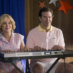 Amy Poehler and Bradley Cooper return as Susie and Ben.