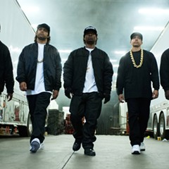 Straight Outta Compton plays it safe by sticking to interpersonal drama