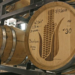 Illinois's first farm distillery controls production from seed to spirit