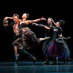 Lar Lubovitch Dance Company in The Black Rose