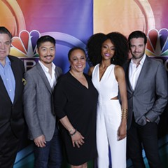 The cast of Chicago Med during the Television Critics Association summer press tour