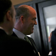 Tim Knight, pictured here in 2012, is out as CEO of Wrapports.