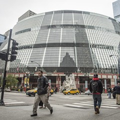 The Thompson Center opened to much hoopla just 30 years ago.