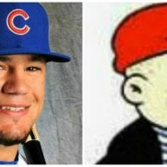 Seeking a nickname for Kyle Schwarber? Look no further.