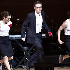 Ira Glass returns to Chicago this weekend—as a professional dancer.