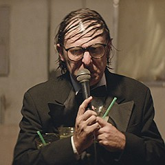 Neil Hamburger tests your taste and patience in Entertainment