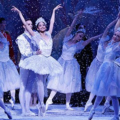 Robert Joffrey's The Nutcracker takes a final bow