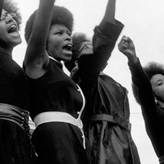 Events depicted in the doc The Black Panthers feel oddly familiar.