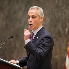 Speaking to the City Council Wednesday, Mayor Emanuel vowed swift reforms to restore public trust in police.