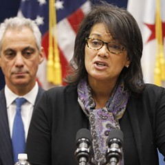 Sharon Fairley was Mayor Rahm Emanuel's pick to head the Independent Police Review Authority.