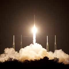 One giant leap for SpaceX