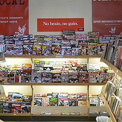 Evanston's City Newsstand is known for its array of niche publications.