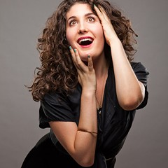 Kate Berlant comes to Up Comedy Club this weekend.