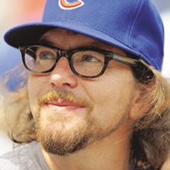 Cubs Fan Eddie Vedder will bring Pearl Jam back to Wrigley Field this summer.