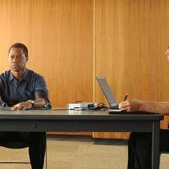 Cuba Gooding, Jr. is O.J. Simpson in American Crime Story.
