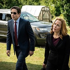 Mulder and Scully have witnessed far too much nutty space shit to remain incredulous.