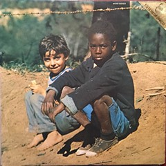 The cover of the 1972 double LP Clube da Esquina