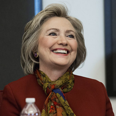 Democratic presidential candidate Hillary Clinton will be in Chicago Wednesday.