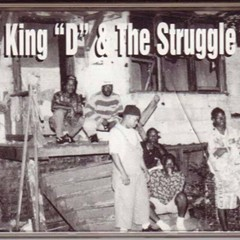 The cassette cover for King D & the Struggle Unit's Englewood