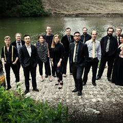 Ensemble dal Niente closes the Frequency Festival on Sunday at Constellation.