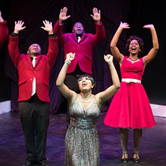 Black Ensemble's Doo Wop Shoo Bop, Quest Theatre's All the World's a Stage, and eight more stage shows to see now