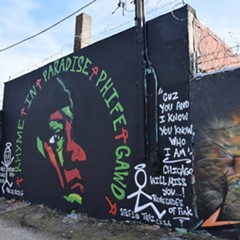Logan Square's new Phife Dawg tribute mural