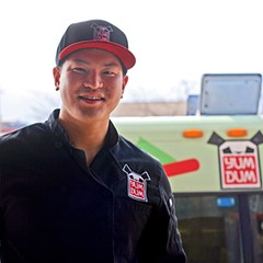 Jeff Wang of Yum Dum Truck