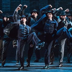 Bullets Over Broadway, The Producers, MPAACT's Feral, and nine more new theater reviews