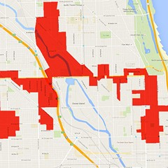 Redistricting in 2011 left the Second Ward looking like a lobster.