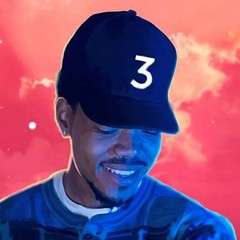 Love illuminates Chance the Rapper's highly anticipated new Coloring Book