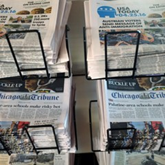 Ferro aside, Gannett takeover would be bad news for the Tribune